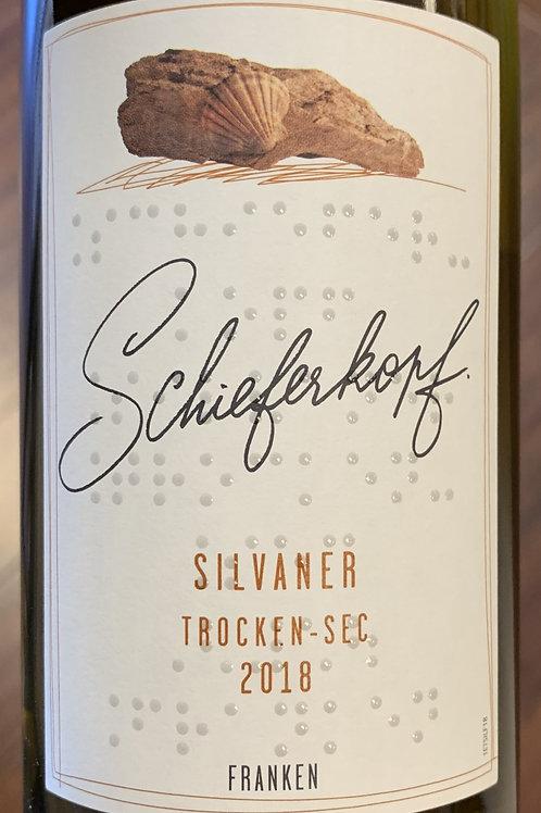2018 Schieferkopf, Dry Silvaner, Germany