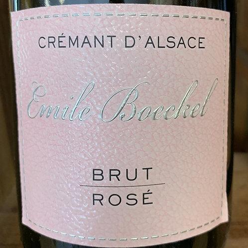 Emile Boeckel, Brut Rose, Alsace