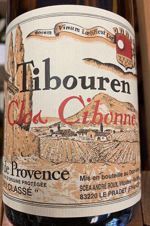 2017 Tibouren, Clos Cibonne, Provence