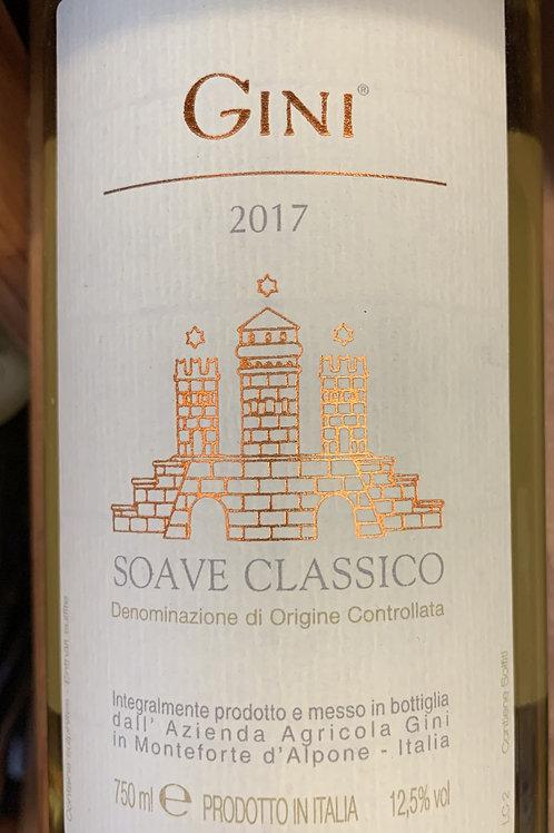 2017 Gini, Soave Classico