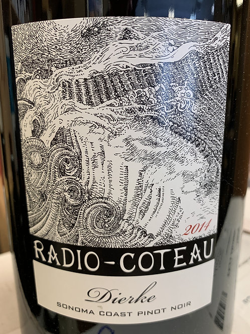 2014 Radio Coteau, Dierke, Sonoma Coast