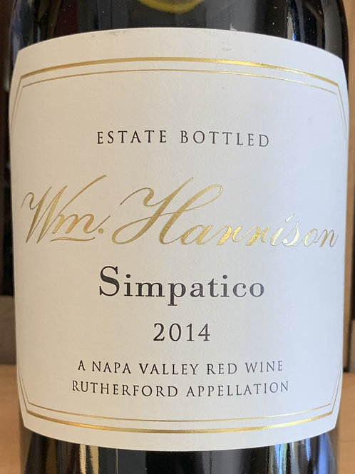2014 William Harrison, Simpatico, Rutherford