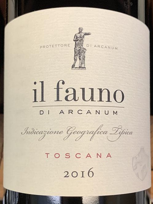 2016 Il Fauno, Tuscany