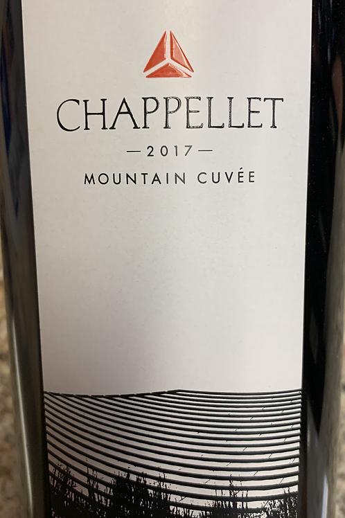 2017 Chappellet, Mountain Cuvee, Napa