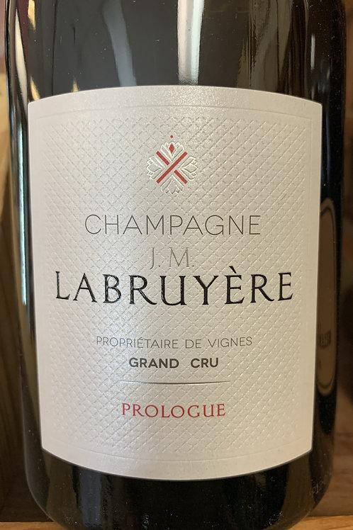 """Labruyere """"Prologue"""" Grand Cru, Brut, Champagne"""