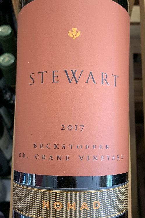 2017 Stewart, Nomad, Cabernet, Napa Valley