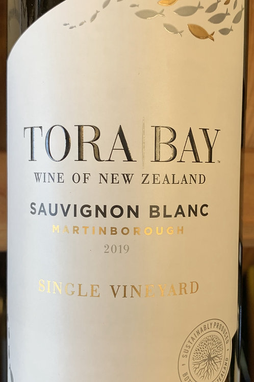 2019 Tora Bay, Martinborough