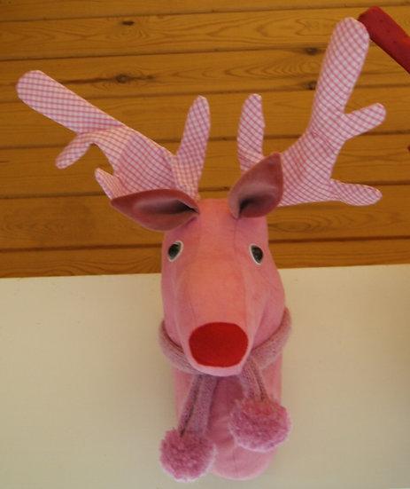 Reindeer .... textile