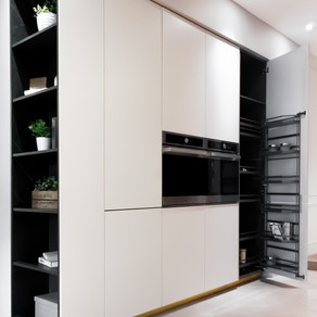 How to differentiate low and high quality kitchen cabinet
