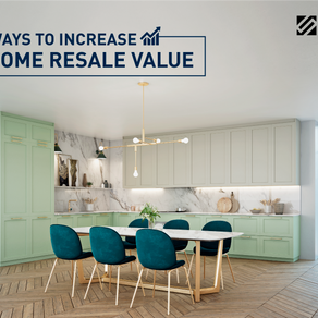 5 Ways to Increase a Home Resale Value