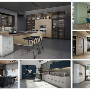 6 kitchen design for 6 different personality