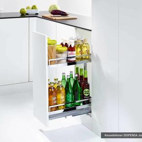 8 Ways to be SMART with Kitchen Storage