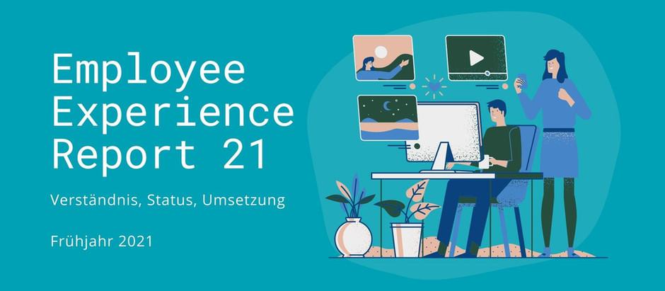 Status von Employee Experience - Umsetzung und Verständnis