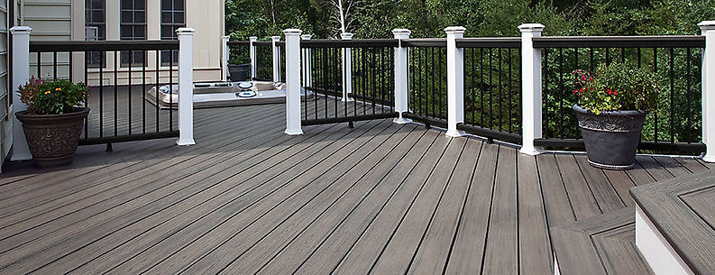 Low Maintenance Custom Deck Builder