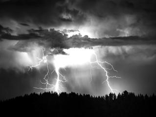 Lightning: Greener, Larger Plants
