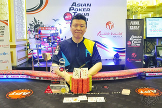 Seung Soo jeon wins the Main Event, captures his second championship title!