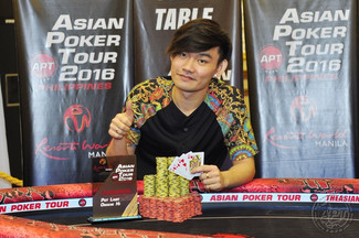 Main Event Final8 battle underway at 1:30pm; Yah Loon and Anh do Nguyen event trophies
