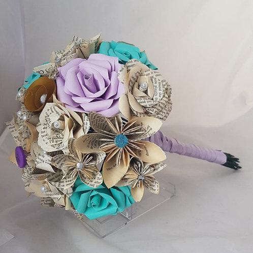Lily - Bridal bouquet, Wedding flowers, Keepsake flowers