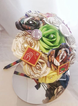 Pixar UP! Inspired bouquet