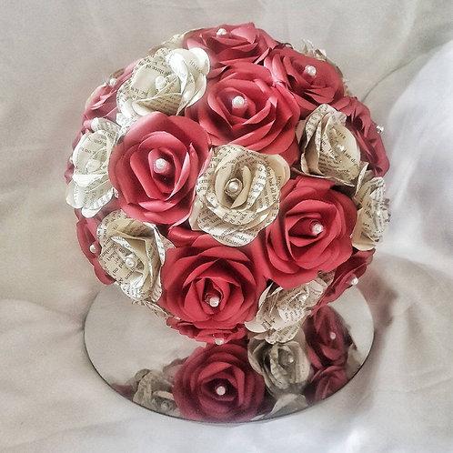 Jane - Alternative wedding bouquet, Wedding bridal bouquet