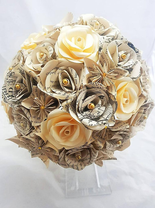 Juliet - Bridal Wedding Flowers, Alternative wedding bouquet