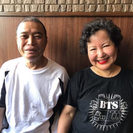 """""""Visiting Minami Sanrikku"""" July 31"""