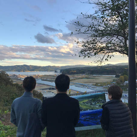 일본 동북 여행을 마친 소감 by 아오야기 이즈미 & 토모코