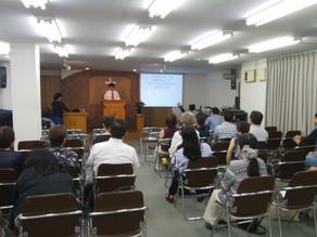 2018/7/29 町田クリスチャンセンターでの集会