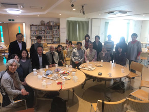 Comment by the Ambassador Izumi & Tomoko Aoyagi about second trip to Tohoku Area in Japan
