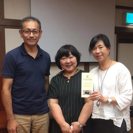 2018/7/26甲府キリスト福音教会での集会報告