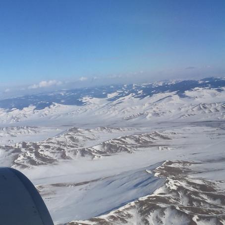 몽골로 떠난 나의 첫번째 여정