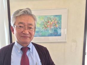 多聞福音教会・吉川潤先生よりお便りをいただきました!