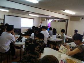 2018/8/2 奈良福音教会での集会