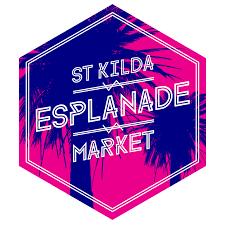 St Kilda Esplanade Market Logo