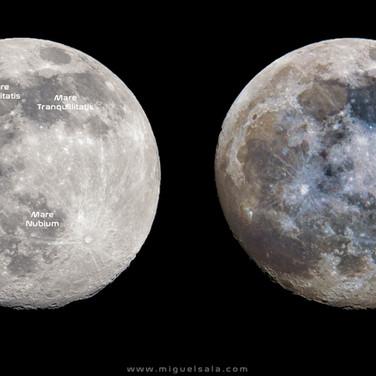 Geología lunar