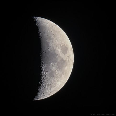 Crescent moon 29,9%
