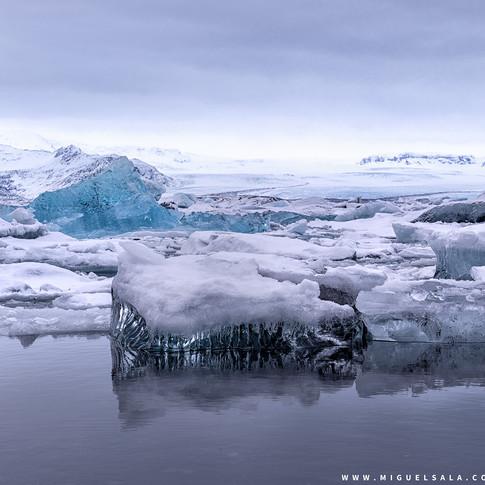 Jokulsarlon (Islandia)