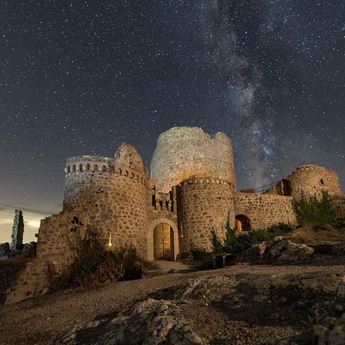 Moya Castle