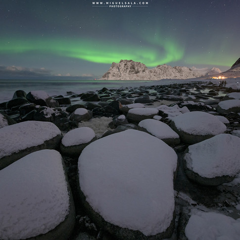 Aurora Boreal III