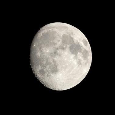 Crescent moon 91%