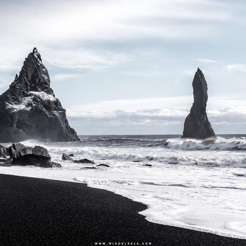 Playa Reynisfjara (Islandia)