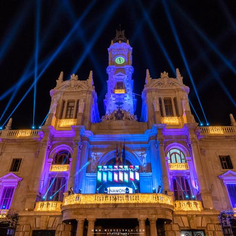 City Hall of Valencia