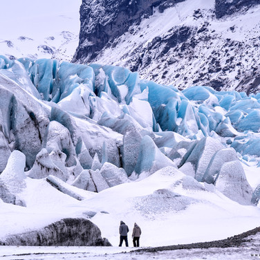 Vatnajokull Glacier (Iceland)