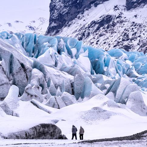 Glaciar Vatnajokull (Islandia)