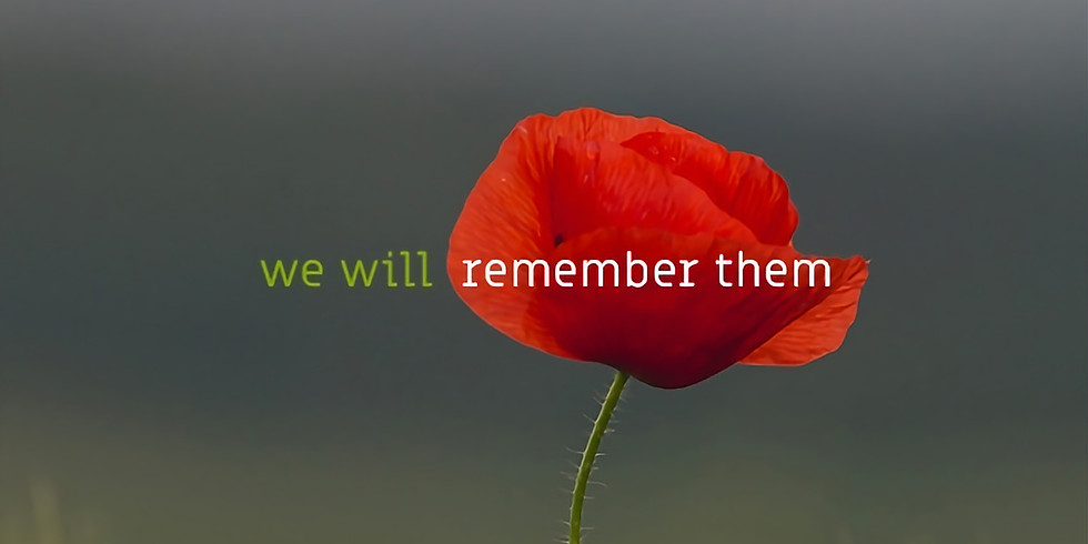 Royal British Legion Muswell Hill & Highgate Branch Remembrance Service