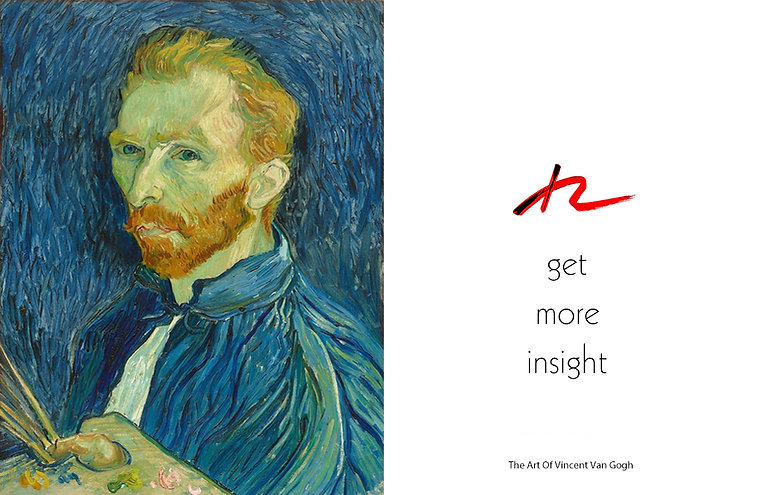 get more insight - the art of Vincent Va