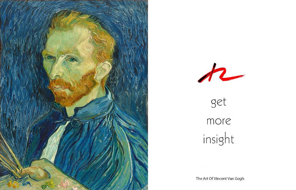 get more insight - the art of Vincent Va