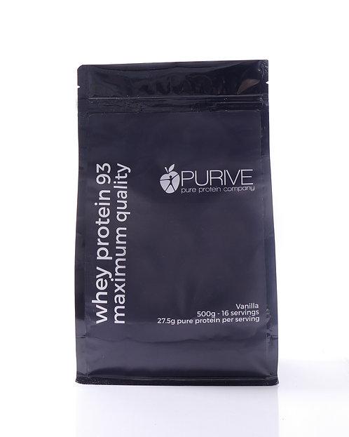 Purive Premium 95 Whey Protein - 500g