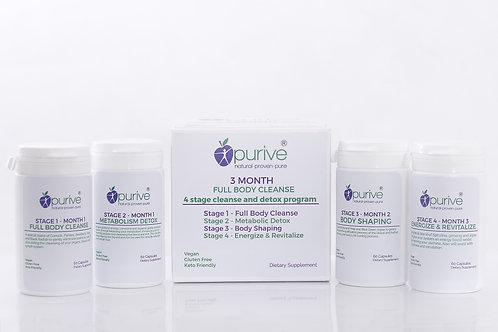 Purive 180 Day Detoxification Program
