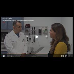 CNN en Español: Hay problemas con los kits para detectar coronavirus
